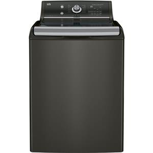GE Appliances Top Load Washers - GE 5.1 DOE cu. ft. capacity washer with sta