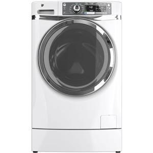 GE Appliances Washers  4.8 Cu.Ft. Front Load Washer