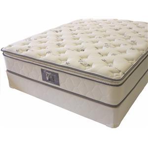 Golden Mattress Company Energie Queen Pillow Top Mattress Set