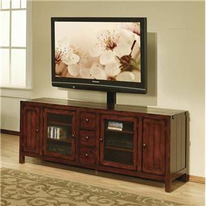 Whalen La Sierra TV Stand