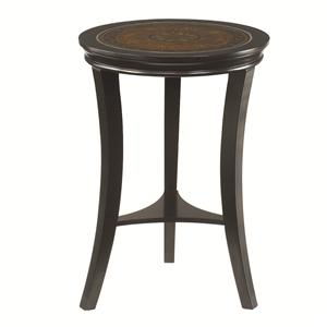 Hammary Hidden Treasures Orbis Accent Table