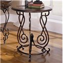 Hammary Hidden Treasures Accent Table - Item Number: T72235-00