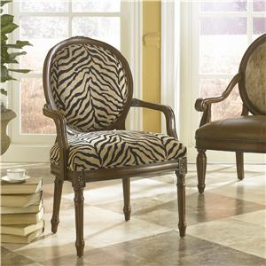 Hammary Hidden Treasures Accent Chair
