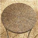 Hammary Hidden Treasures Elephant Twig  Inlay Nesting Tables - Elephant Twig Inlay