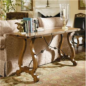 Hammary Siena Flip-Top Console/Dining Table