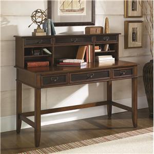 Hammary Mercantile Desk and Hutch