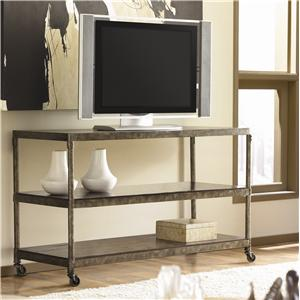 Hammary Structure Entertainment Console