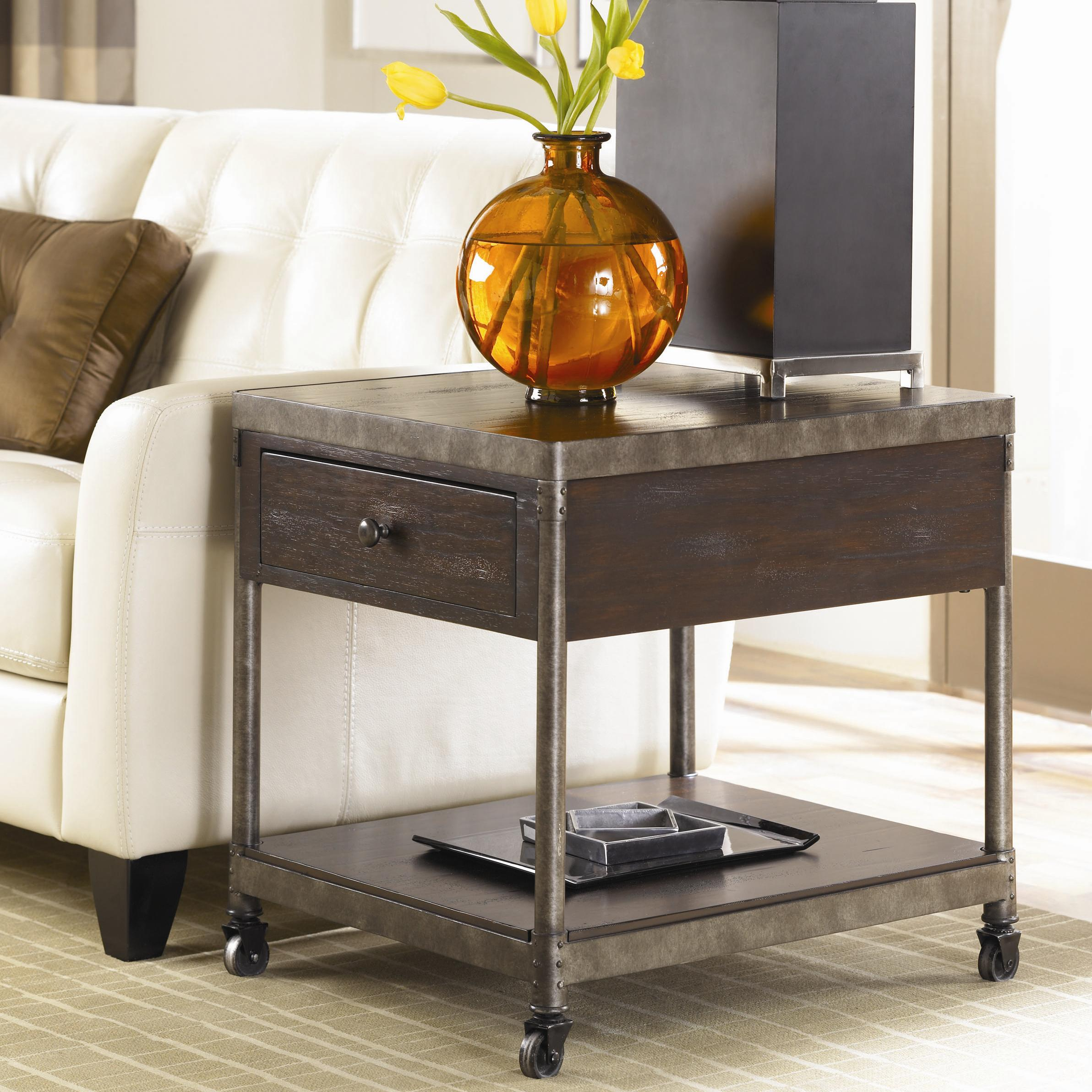 Occasional End Table W/ Drawer