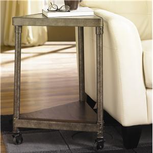 Hammary Structure Wedge Table