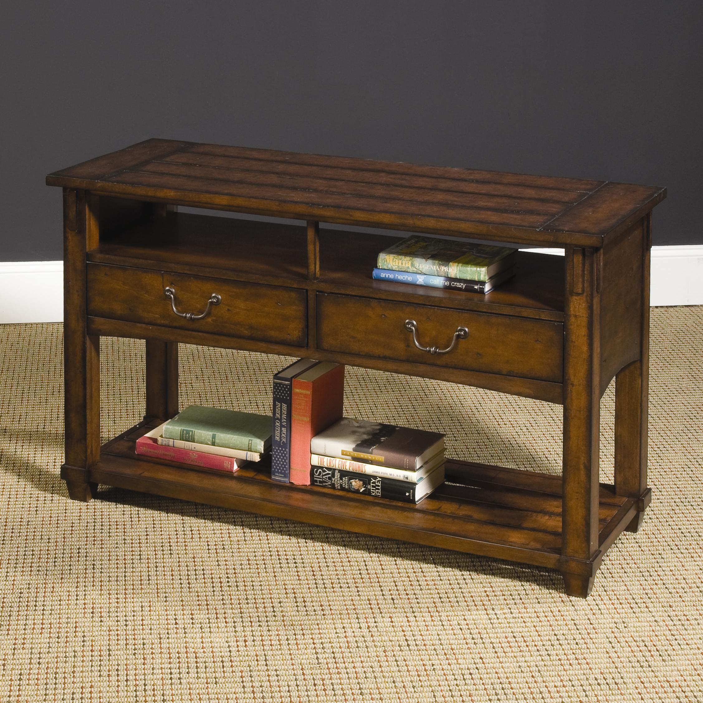 Mission 2 Drawer Console Table