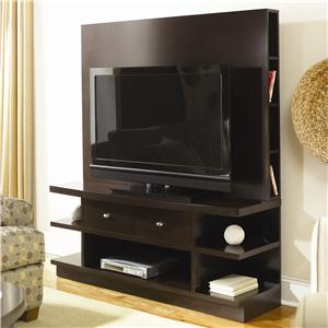 Hammary Urbana Entertainment Console
