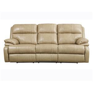 Happy Leather Company 1286 Power Reclining Sofa