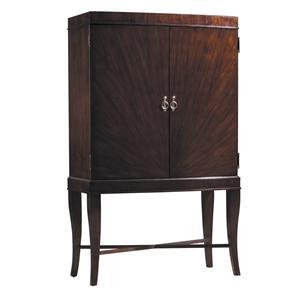 Hekman Metropolis Bar Cabinet