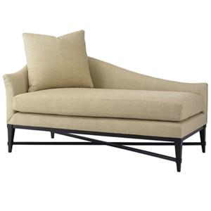 Henredon Acquisitions Upholstery Chaise