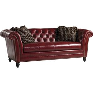 Henry Link Trading Co. Henry Link Trading Co. <b>Quick Ship</b> Bridgewater Leather Sofa