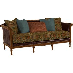 Henry Link Trading Co. Henry Link Trading Co. <b>Customizable</b> Valencia Leather Sofa
