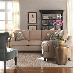 Park Avenue 2 Piece Sectional