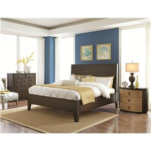 HGTV Home Furniture Collection Voyage Bedroom Group