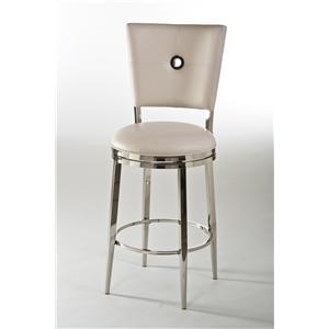 "Morris Home Furnishings Metal Stools 30"" Barstool"