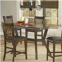 Hillsdale Arbor Hill Gathering Height Table - Item Number: 4232-835