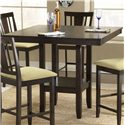 Hillsdale Arcadia Counter Height Table - Item Number: 4180-835M
