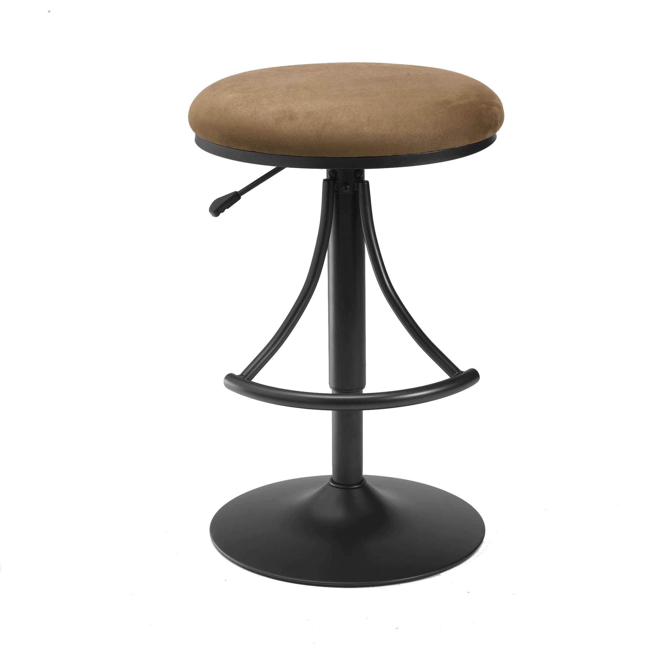 Venus Backless Swivel Bar Stool By Hillsdale Wolf And