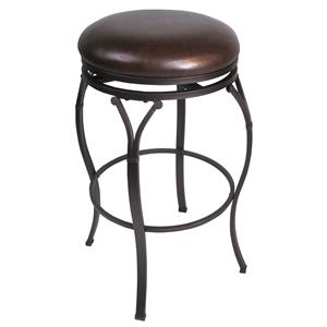 "Hillsdale Backless Bar Stools 30"" Lakeview Backless Barstool"