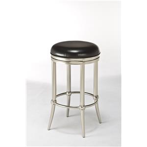 Hillsdale Backless Bar Stools Cadman Backless Counter Stool