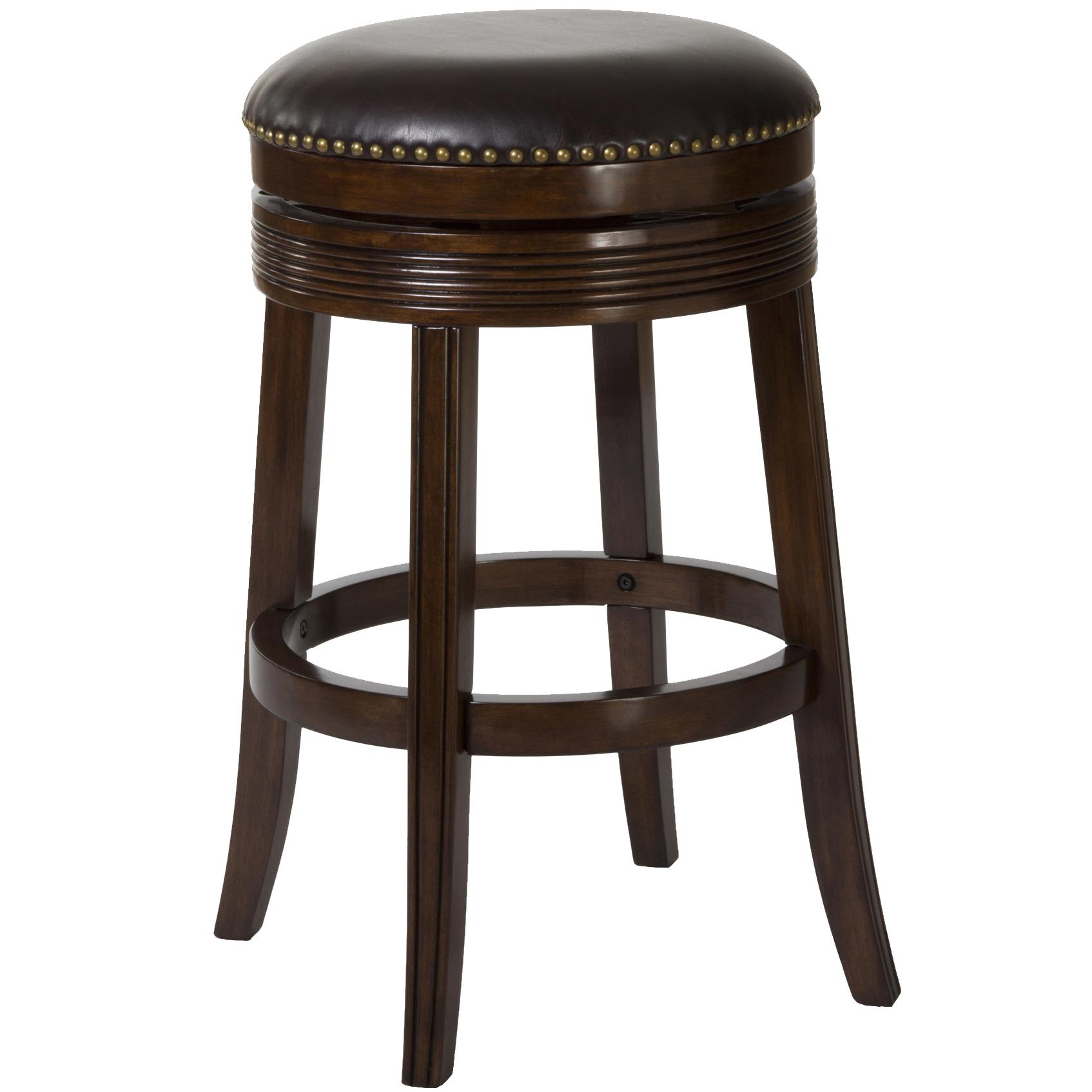 26 Tillman Backless Swivel Counter Stool By Hillsdale Wolf And