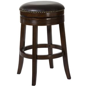 "Hillsdale Backless Bar Stools 30"" Tillman Bar Stool"
