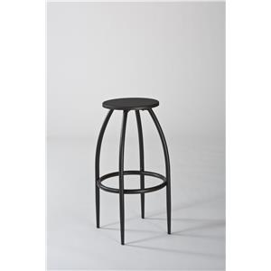 Hillsdale Backless Bar Stools Bowen Backless Adjustable Bar Stool