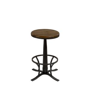 Hillsdale Backless Bar Stools Rivage Backless Swivel Counter Stool