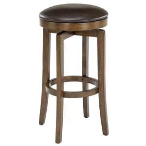 "Hillsdale Backless Bar Stools 31"" Brendan Backless Bar Stool"