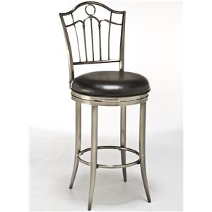 Hillsdale Metal Stools Portland Counter Stool