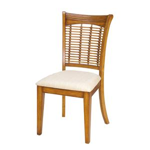 Hillsdale Bayberry and Glenmary Wicker Chair