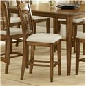 Hillsdale Bayberry and Glenmary Non-Swivel Counter Stool