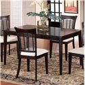 Hillsdale Bayberry and Glenmary Rectangle Table - Item Number: 4783-814