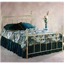 Hillsdale Metal Beds King Chelsea Bed - Item Number: 1037BKR2
