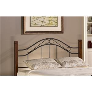 Hillsdale Metal Beds King Matson Headboard