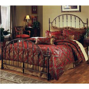 Hillsdale Metal Beds Queen Tyler Bed