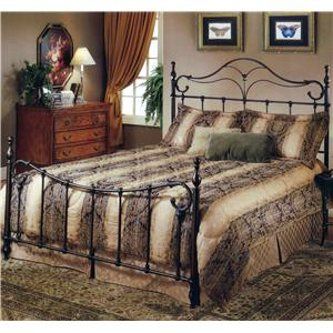Hillsdale Metal Beds Full Bennet Bed