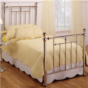 Hillsdale Metal Beds King Holland Bed