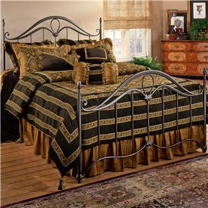Hillsdale Metal Beds Queen Kendall Bed