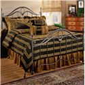 Hillsdale Metal Beds Queen Kendall Bed - Item Number: 1290BQR