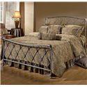 Hillsdale Metal Beds Full Silverton Bed - Item Number: 1298BFR