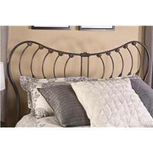Hillsdale Metal Beds Bennington Queen Headboard