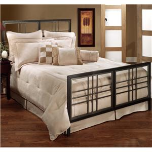 Hillsdale Metal Beds Queen Tiburon Bed