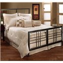 Hillsdale Metal Beds Full Tiburon Bed - Item Number: 1334BFR