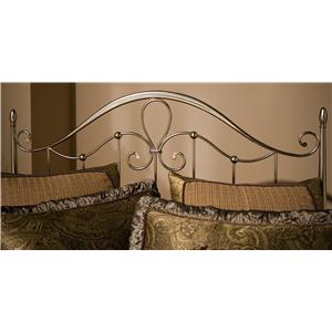 Hillsdale Metal Beds Doheny King Headboard