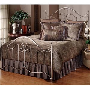 Hillsdale Metal Beds Queen Doheny Bed